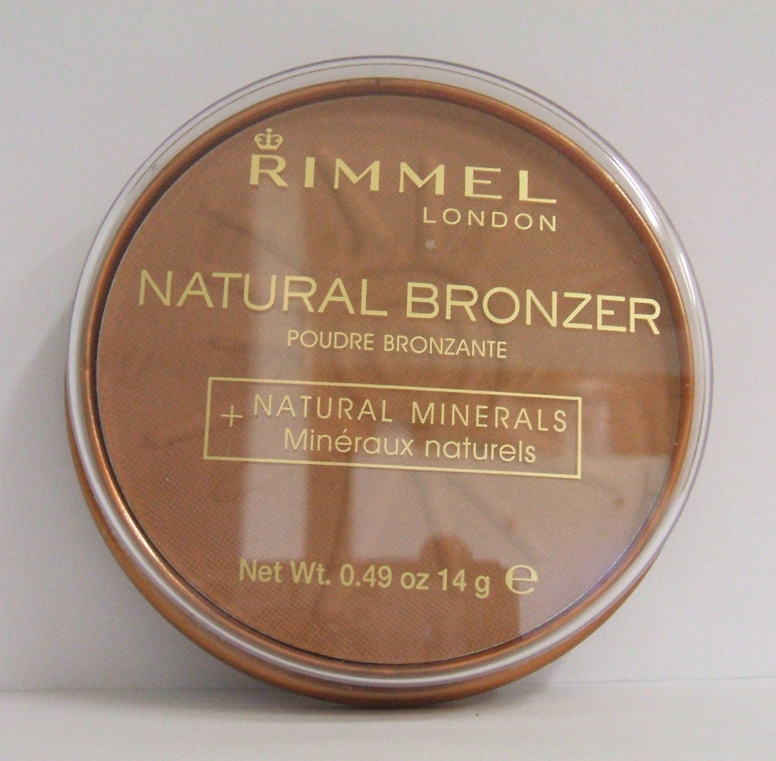 how to change rimmel powder compact