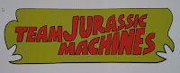 Team Jurassic Machines