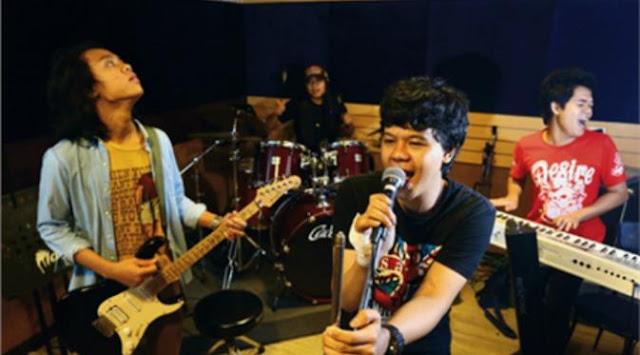 Dengan keterampilan bermusik yang dimiliki, kelima buruh imigran asal Indonesia ini berhasil mewarnai belantika musik negeri Taiwan.(magimg.chinayes.com)