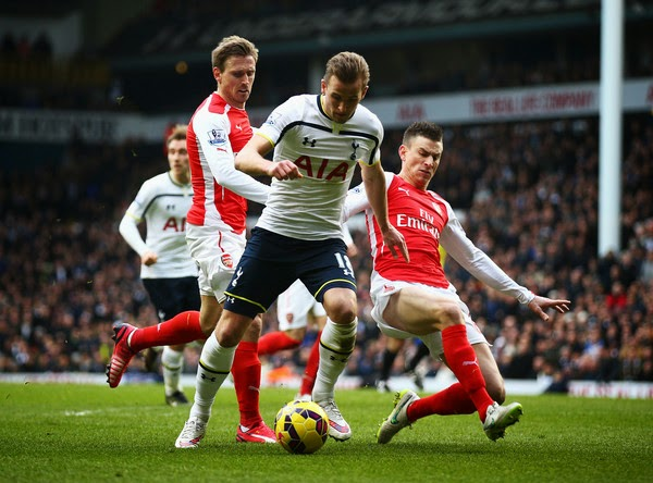 Arsenal Ditekuk Spurs