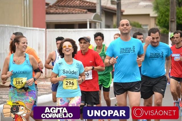 Correr em grupo