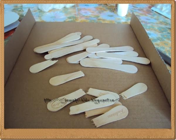 صنع حضيرة الخروف، أشغال للعيد تسلية للأطفال
