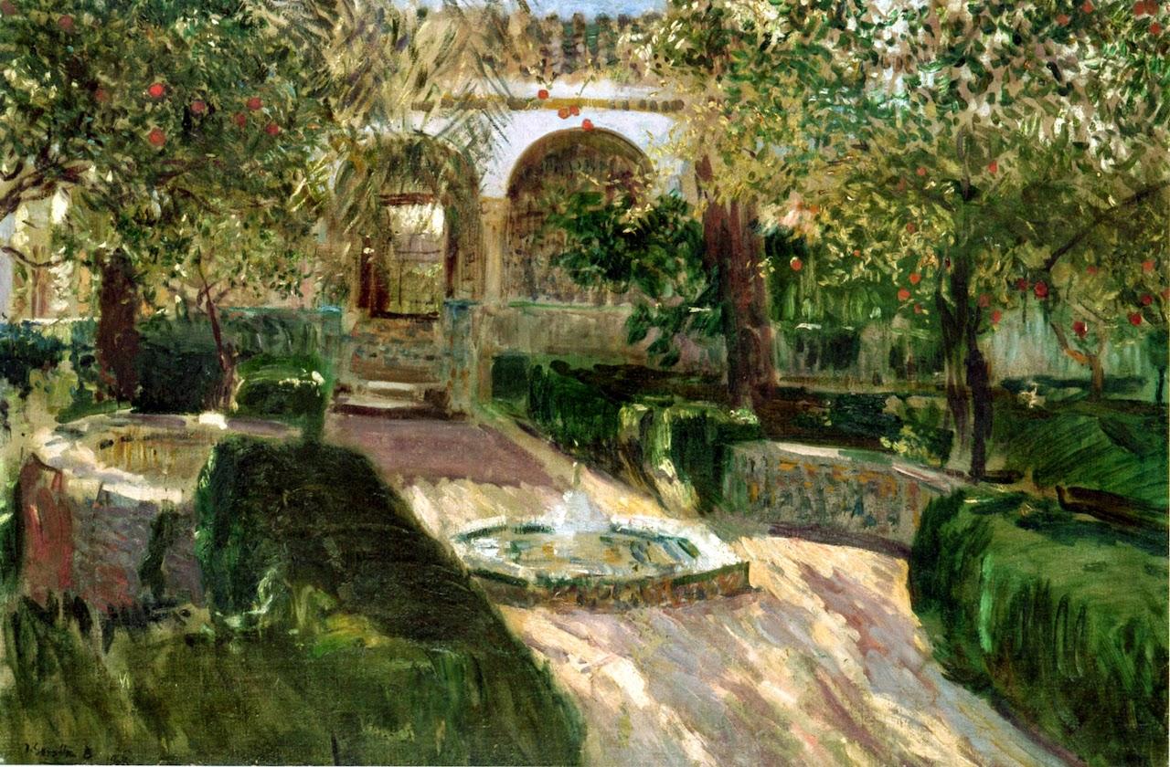 Joaquín Sorolla, Pintor Valenciano