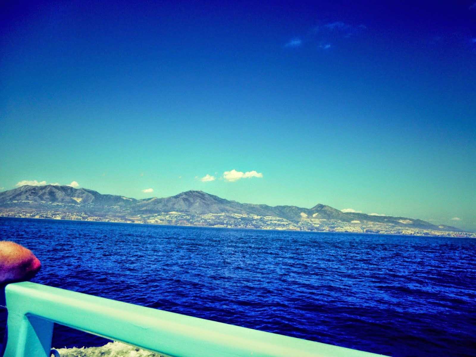 Costa del Sol Boat Ride