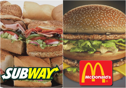 subway restaurant product strategies Subway is an american fast food restaurant chain that mainly sells submarine sandwiches (subs) and salads  subway mission statement 2013  products and services.