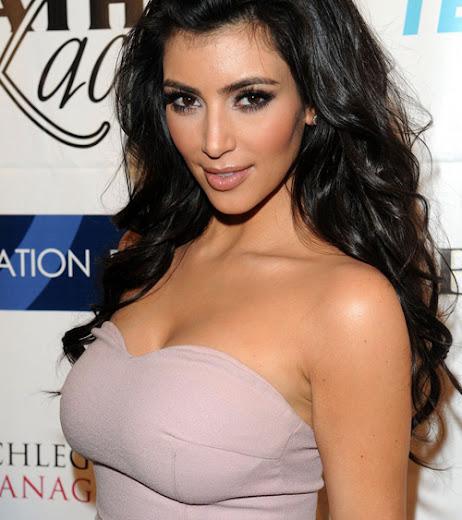 Gorgeous Kim Kardashian