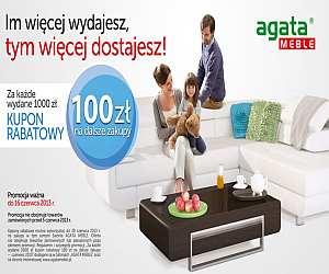 Aktualne promocje w salonach Agata i sklepie internetowym
