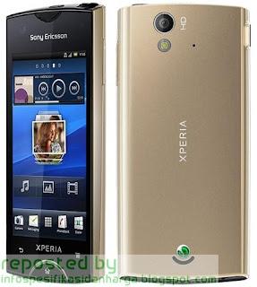 Harga Sony Ericsson Xperia Ray ST18i Hp Terbaru 2012