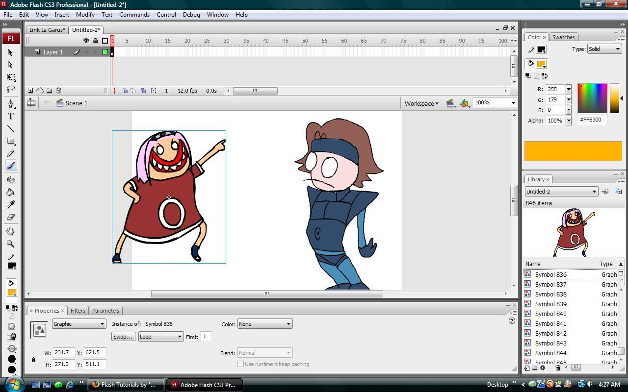adobe animation program
