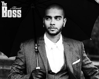 The Boss by Timati with Umbrella HD Wallpaper