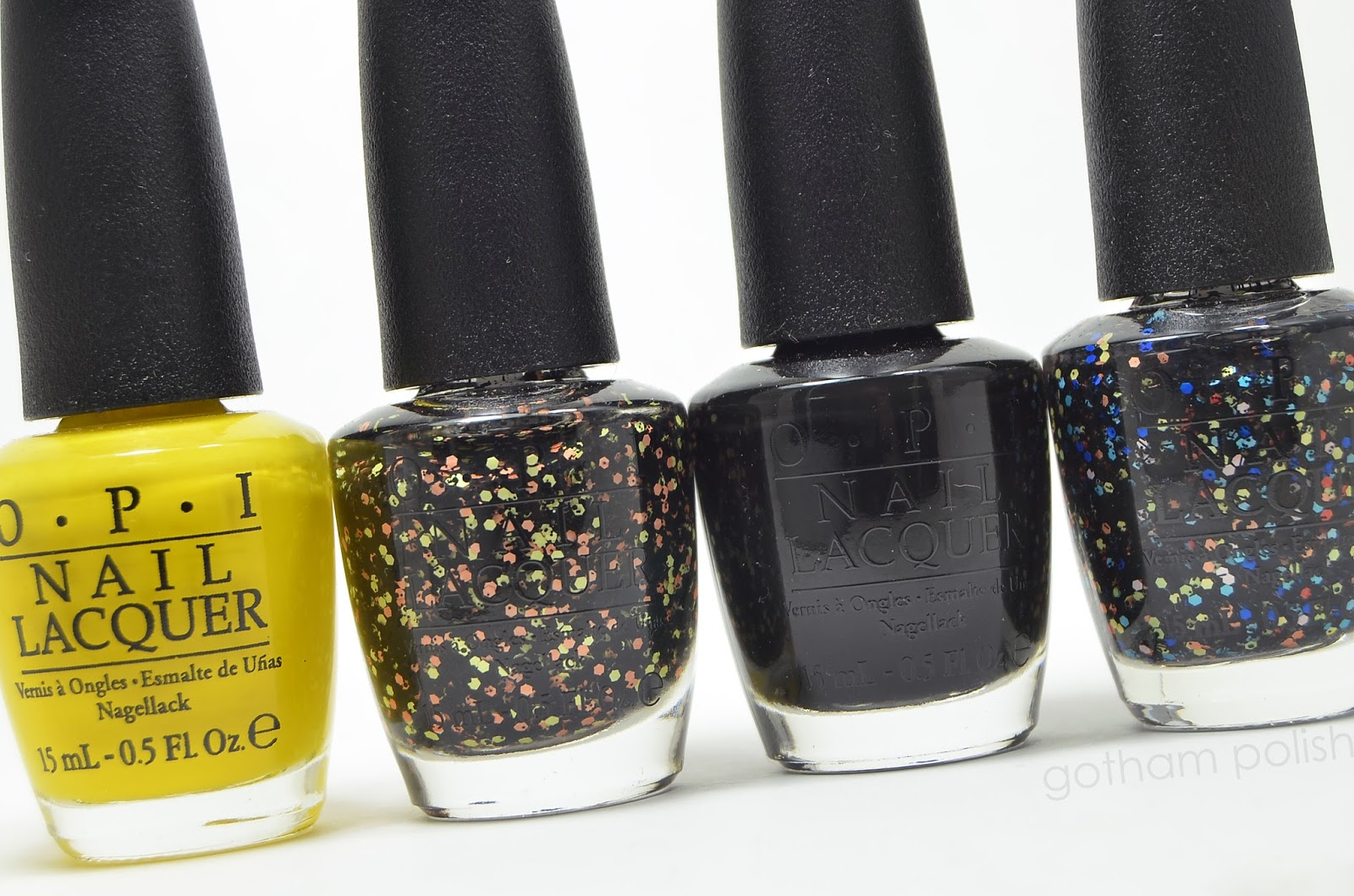 Peanuts by OPI: Swatches & Reviews