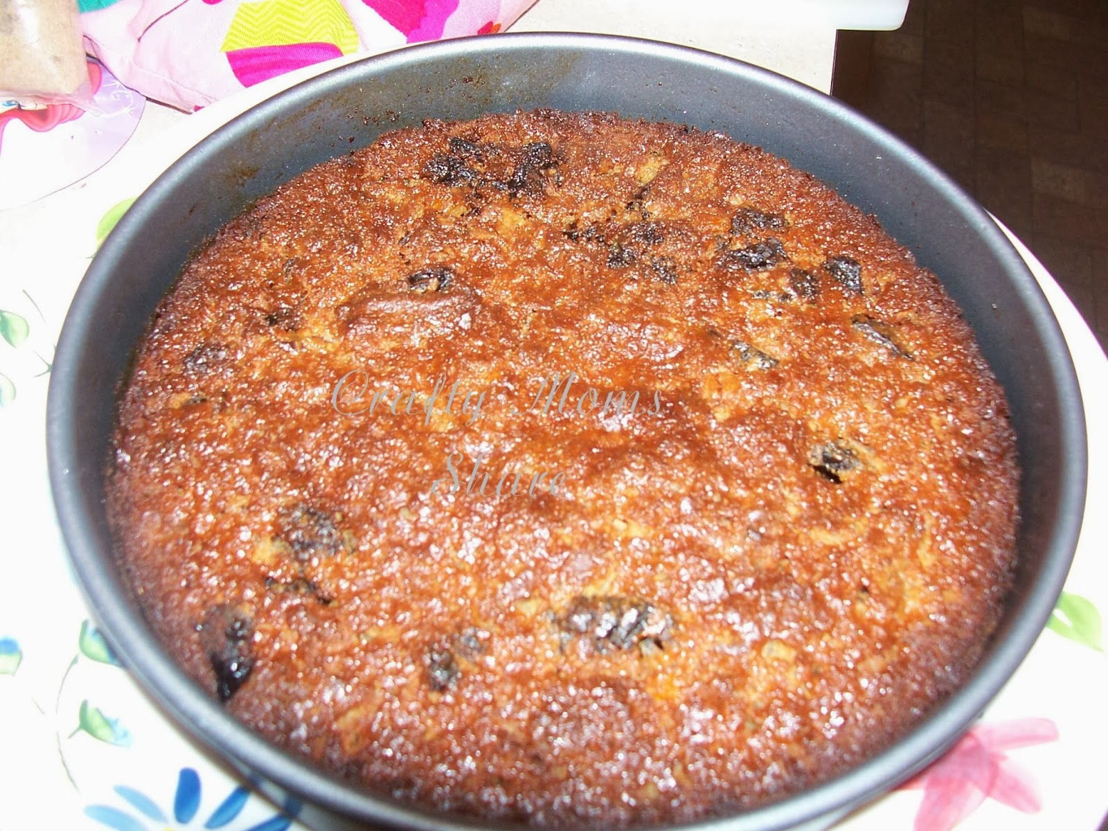 Jamaican Black Cake Christmas