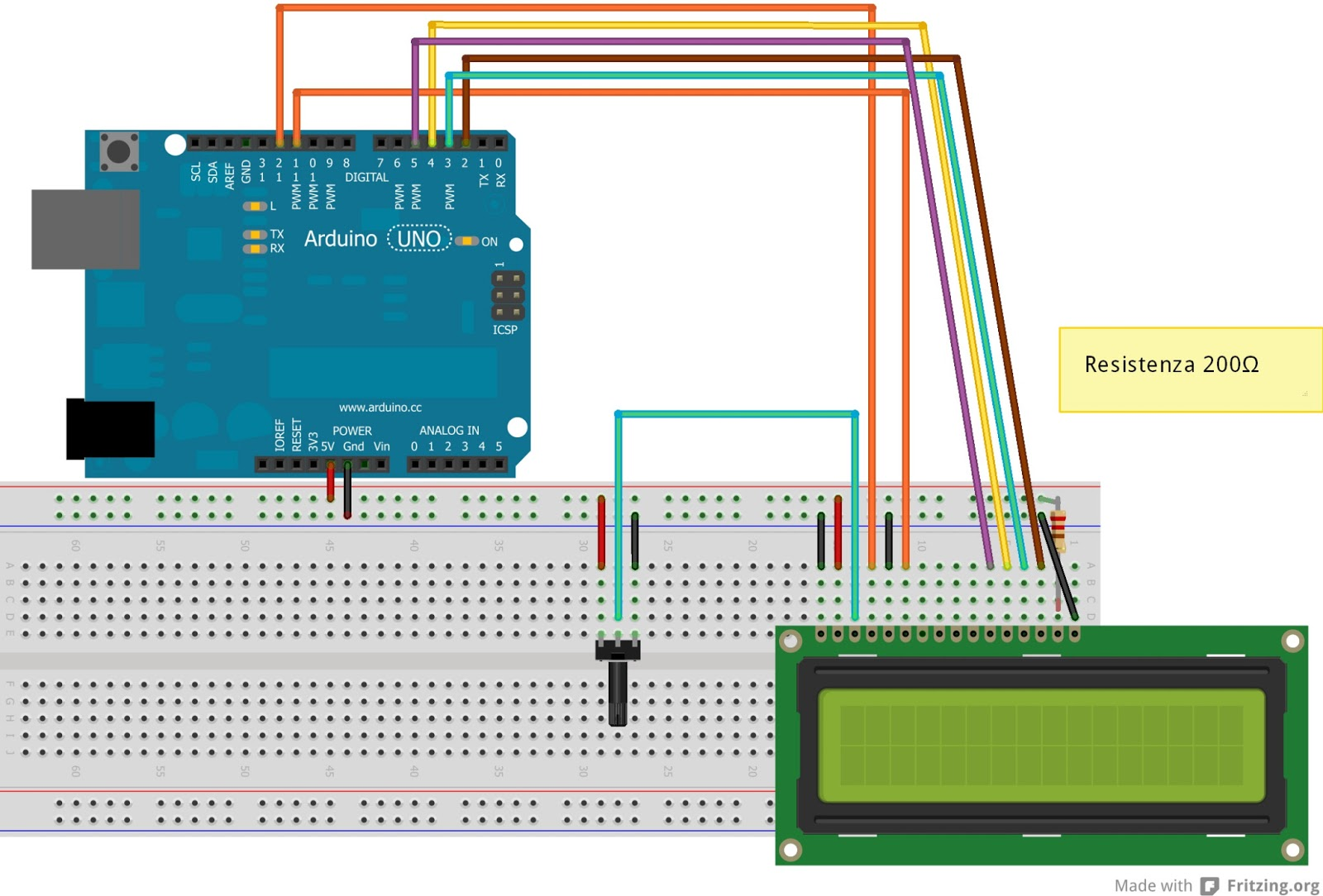 Arduino Lesson 11 LCD Displays - Part 1