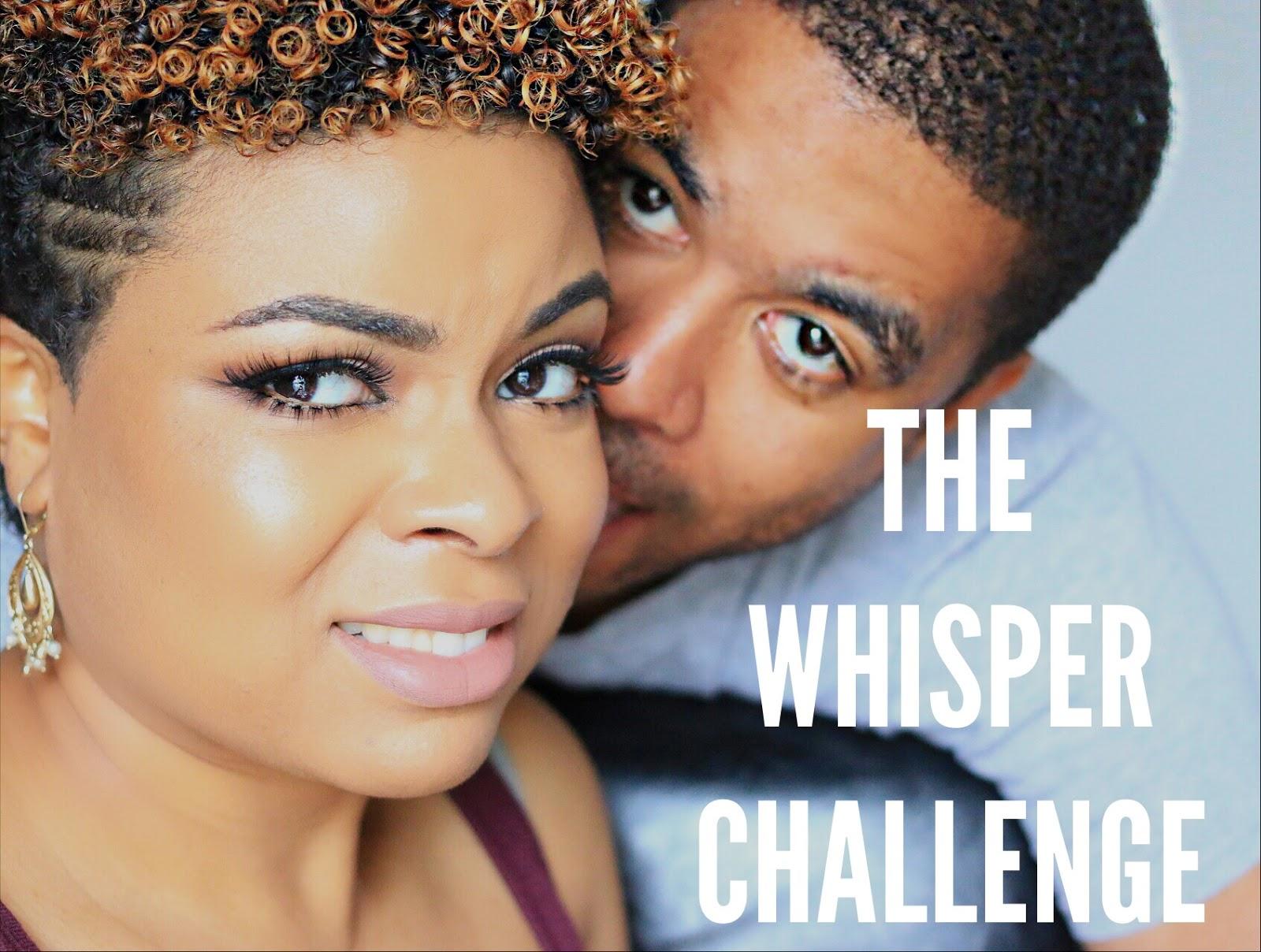 Natural Hair Rebel | The Whisper Challenge | www.naturalhairrebel.com