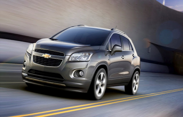 Características Chevrolet TRAX 2015