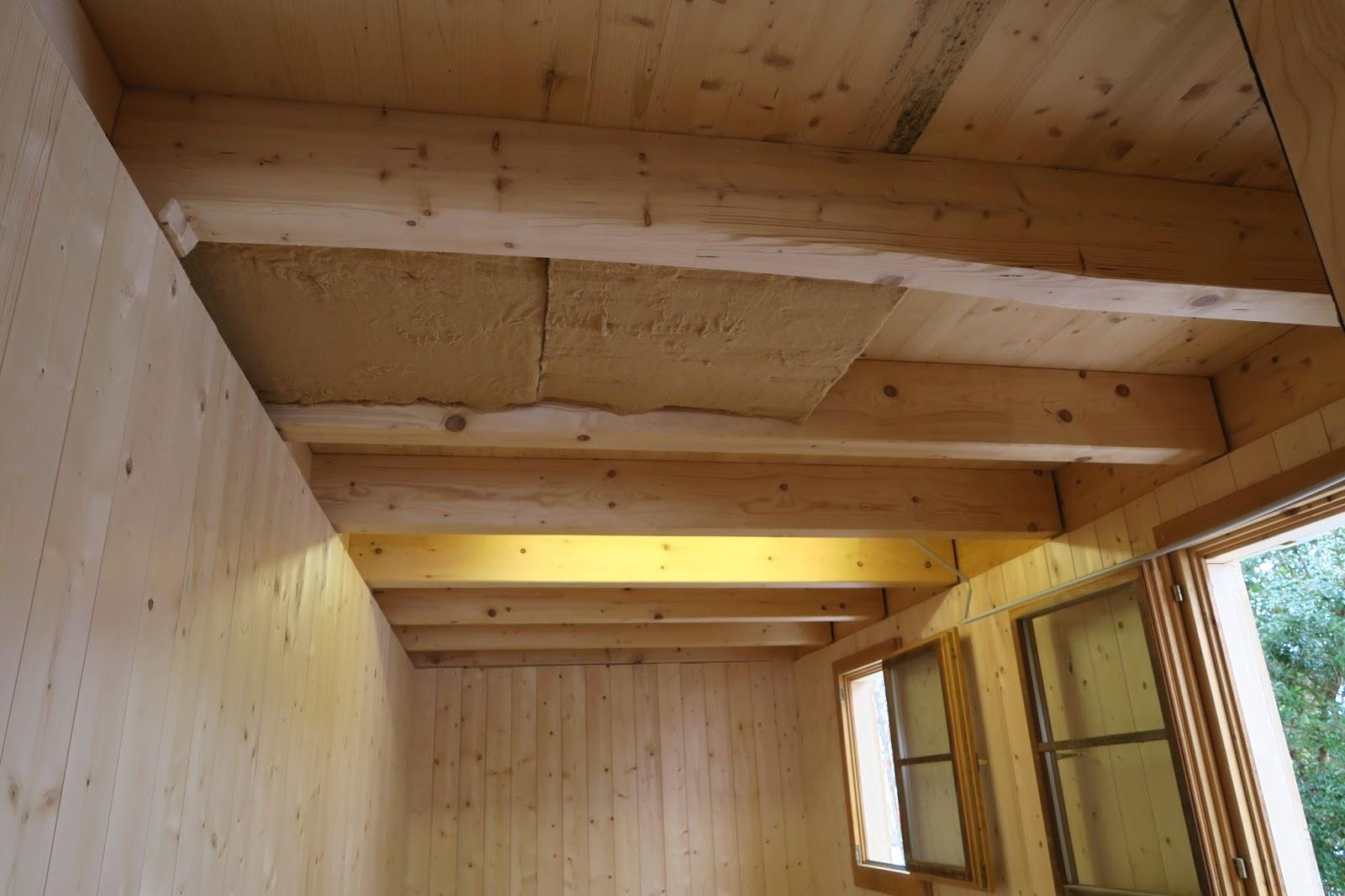 holzhaus wir bauen ein haus aus holz schopf isolieren. Black Bedroom Furniture Sets. Home Design Ideas
