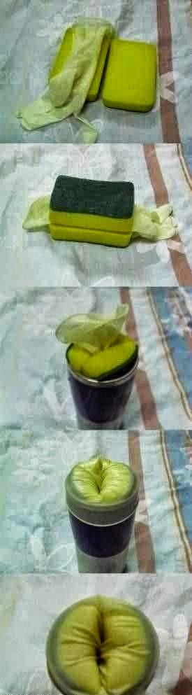 Homemade DIY Cup Fleshlight