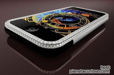 Los dies celulares mas costosos