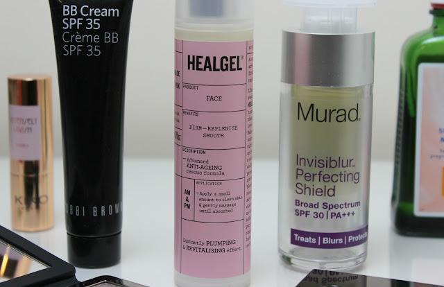 HealGel Face is the perfect light-weight moisturiser