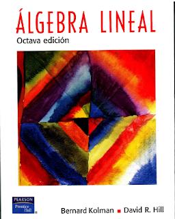 Algebra Lineal - Bernard Kolman & David R. Hill