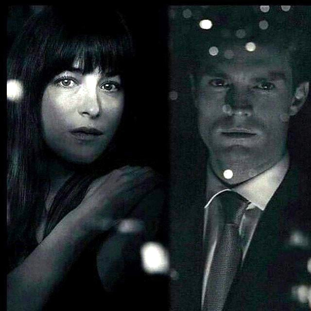 Christian y Anastasia