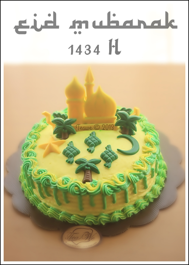 Mosque Cake Mould
