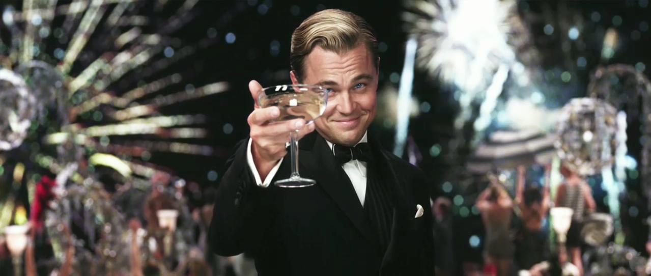 Leonardo Dicaprio Jay Gatsby Is A Sharp Dressed Man A