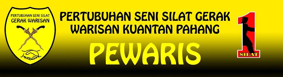 Pertubuhan Seni Silat Gerak Warisan Kuantan, Pahang (PEWARIS)