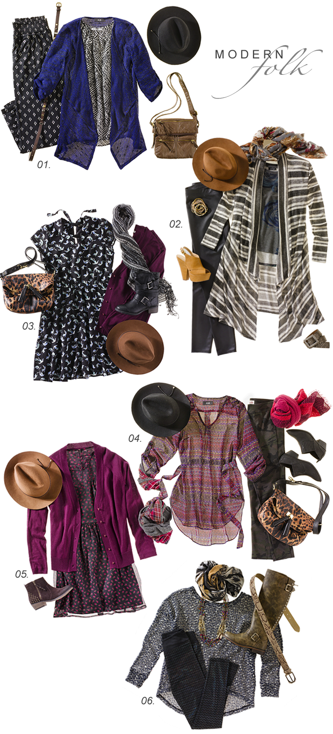 Bohemian Trend for Fall 2014 // Bubby and Bean