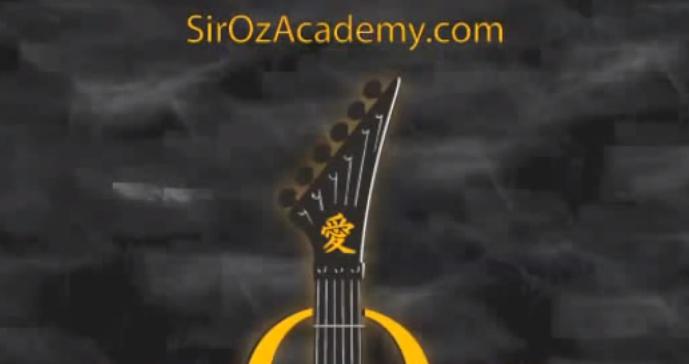 "Oz Fox (Stryper) nos explica la técnica del ""Springboard"""