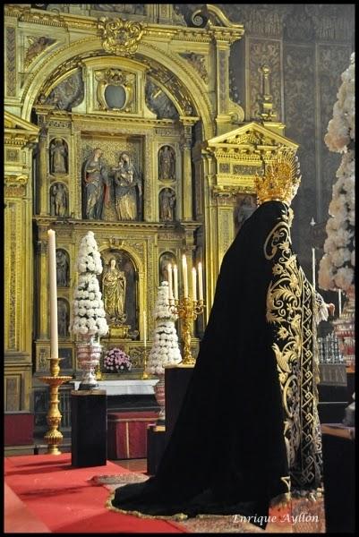 Besamanos de la Virgen del Valle