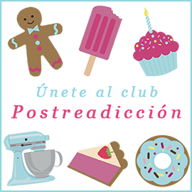 UNETE AL CLUB POSTREADICCIÓN
