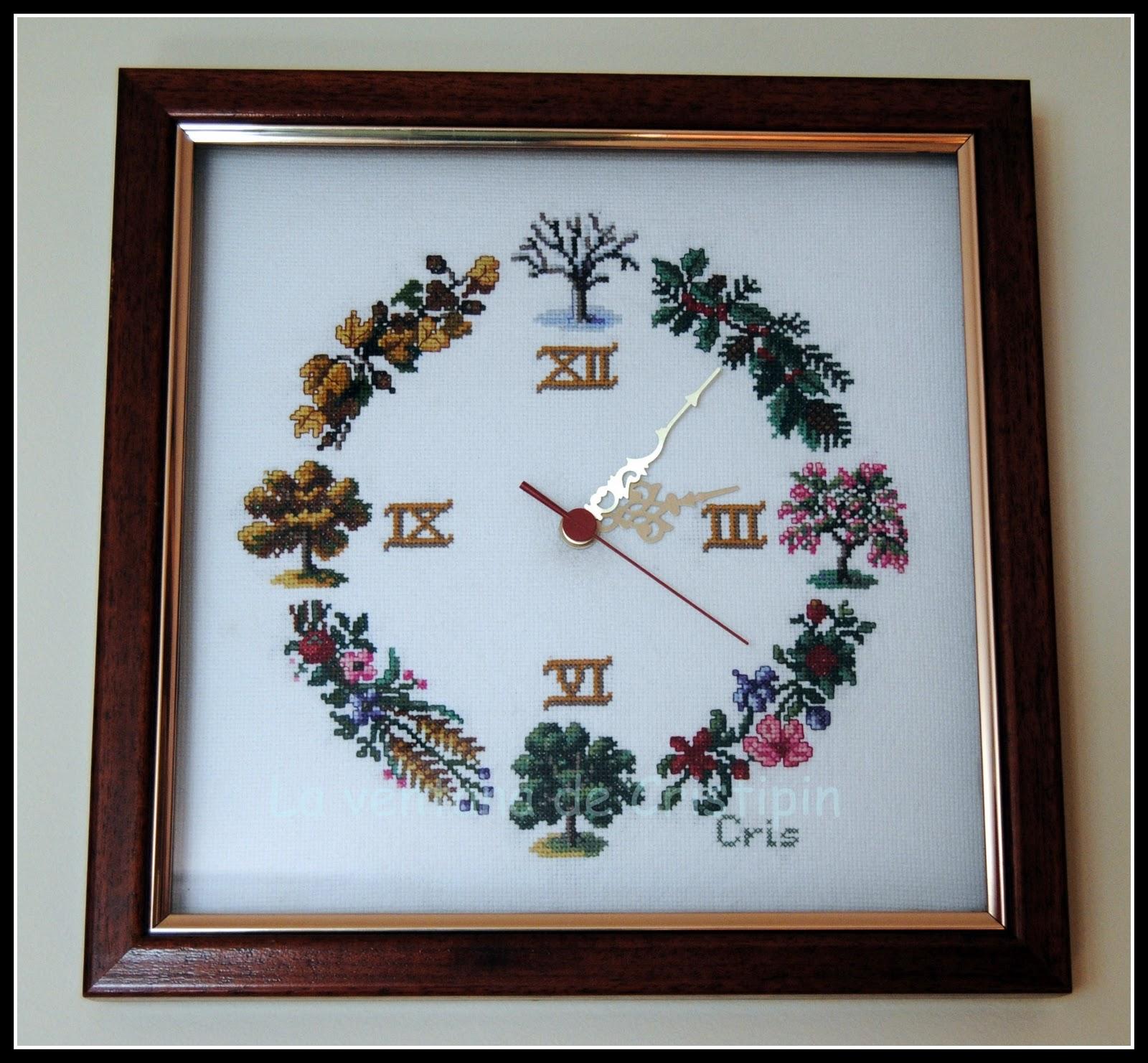 La ventana de cristipin cuadros punto de cruz for Cuadros cocina punto de cruz