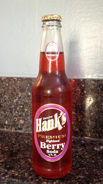 Hank's Premium Highland Berry Soda