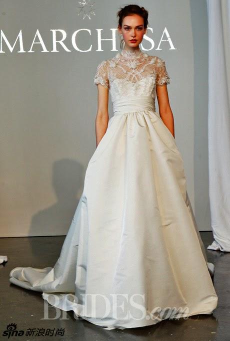 New York Bridal Week: Folgen Sie der aktuellen Brautmode | Gerrys Blog