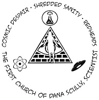 First Church of Dana Scully, Scientist Official Website