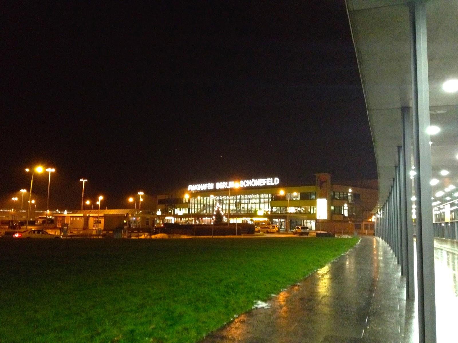 Berlin–Schönefeld Airport (SXF)