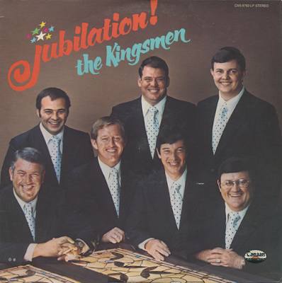 The Kingsmen Quartet-Jubilation!-