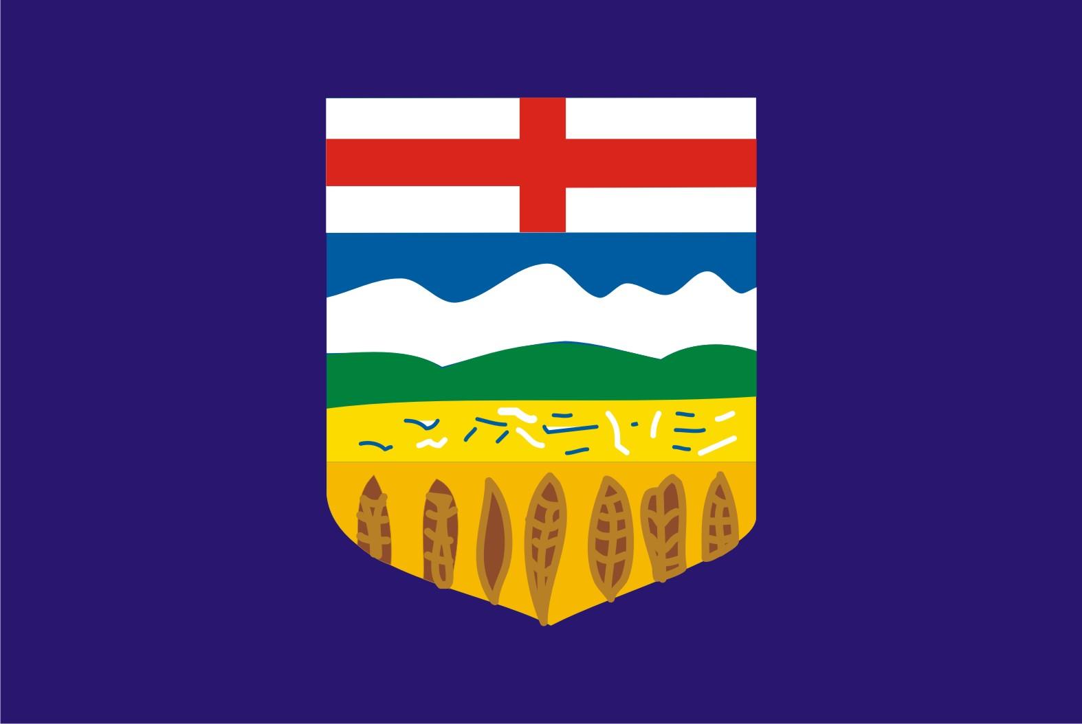Bendera provinsi dan territori kanada