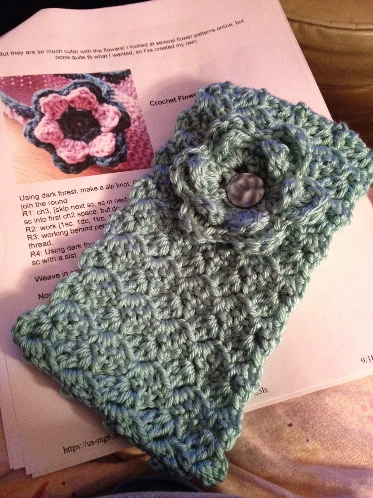Crochet Patterns Head Warmers : So far I have made several head warmers in different colors and yarns.