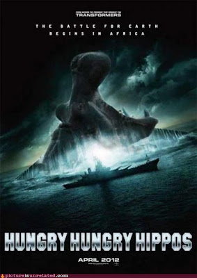 movie poster hungry hungry hippos