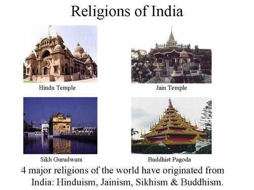 an analysis of the indian religion of jainism What are the key differences between sikhism, hinduism, and key difference between sikhism, hinduism, and buddhism is the these india originated religions.