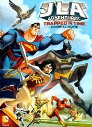 Filme As Aventuras da Liga da Justiça Armadilha do Tempo