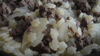 Star Pasta with Ground Beef