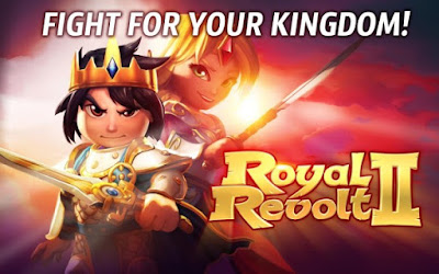 New Download Apk Royal Revolt 2 v1.9.6 (Mod Mana) Terbaru