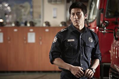 Go Soo at LOVE 911