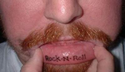 Lip Tattoo Ideas