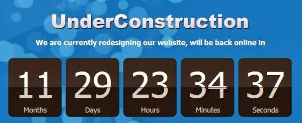 Pasang Widget JQuery Countdown Timer di Blog