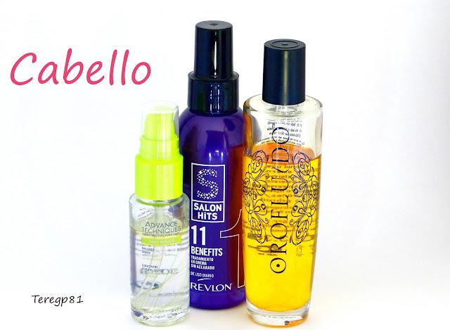 salon hits, avon y oro fluido