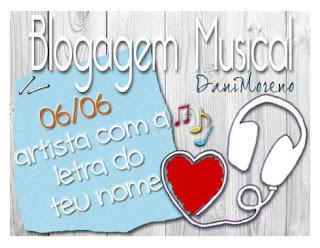 blogagem coletiva musical letra nome